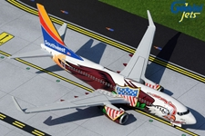 "Southwest Airlines B737-700 Southwest N918WN ""Illinois One"" (1:200)"