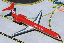 New York Air MD-82 N805NY (1:400)