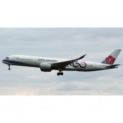 "China Airlines A350-900 ""60TH"" B-18917 (1:200) by Phoenix 1:200 Scale Diecast Aircraft"